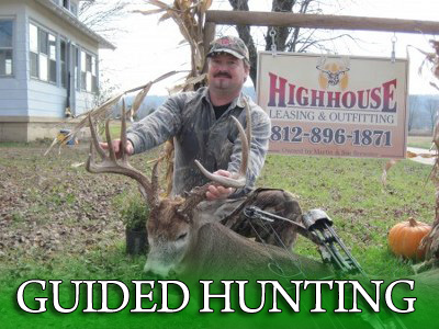 Guided Hunting in Indiana